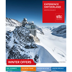 Switzerlad Travel Centre - Winterbroschüre 2018